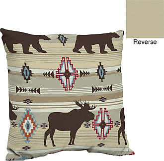 Better Homes & Gardens 24 x 24 in. Outdoor Pillow - Lodge Stripe - GG0Y251A-D9W1