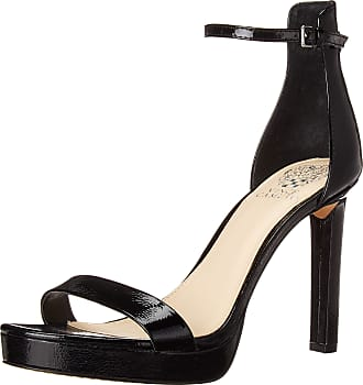 Vince Camuto Womens Ankle Strap Size: 3 UK Black