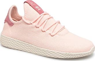 outlet store 384b5 063f0 adidas Pharrell Williams Tennis HU Wmns - Sneaker für Damen  rosa