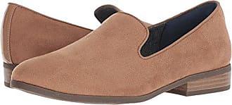 Dr. Scholls Womens Emperer Loafer Flat, Toasted Coconut Microfiber, 8.5 M US