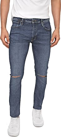 Jack & Jones Calça Jeans Jack & Jones Skinny Liam Azul