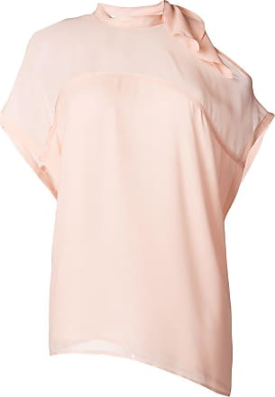 8pm pussybow blouse - Pink