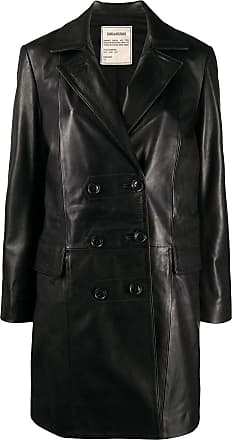 Zadig & Voltaire Magic double-breasted coat - Black