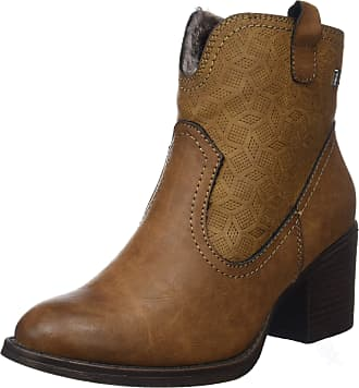 Refresh Womens 64760 Ankle Boots, Brown (Camel Camel), 4 UK