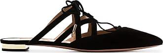 Aquazzura Sapato de bico fino Belgravia - Preto