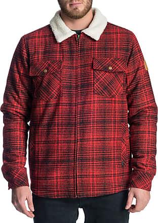Rip Curl Rip Curl > streetwear > streetwear jackets Loggers Jacket Red XL