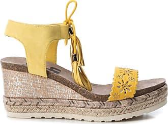 Refresh Womens Sandal REF069827 Yellow Size: 36 EU