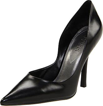 2c134903ee8 Guess Womens Carrie Dress Pump Black 8.5 M US