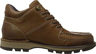 Rockport Mens Umbwe II Hiker Chukka Classic Boots, Brown (Boston Tan 001), 10 (44.5 EU)