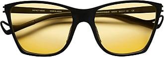 District Vision District vision Keiichi sunglasses BLACK YELLOW U