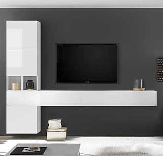 LC spa home24 Wohnwand Infinity III (7-teilig)