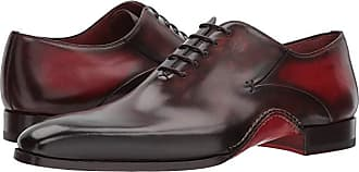 Magnanni Cantabria (Brown/Red) Mens Shoes