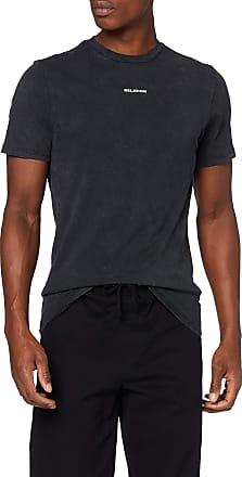 Religion Mens CLUE TEE T-Shirt, Grey (Black Wash 053), Medium (Size:M)