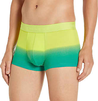 papi Mens Solid Skins Peached Jersey Brazilian Trunk