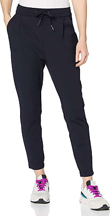 Vero Moda Womens Vmeva Mr Loose String Pants Noos Trouser, Blue (Night Sky), W38/L32