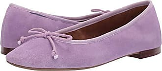 0bb2ccf4e917 Aerosoles Womens Martha Stewart Homerun Ballet Flat, Light Purple Suede,  6.5 M US