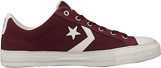 Converse Mens Shoes, Colour Bordeaux, Brand, Model Mens Shoes Star Player OX Bordeaux