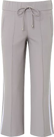 Day Like Wide leg trousers in pull-on style DAY.LIKE grey