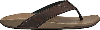 Olukai Mens NUI Dark Wood/Clay 11 D US D (M)