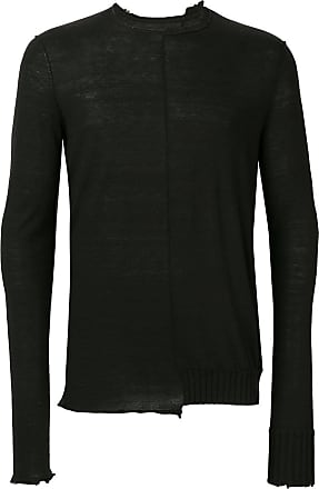 Ziggy Chen reconstructed jumper - Black