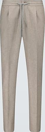 Incotex Virgin wool pants