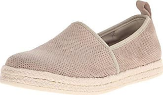 Clarks Womens Azella Revere Loafer, Sand Suede, 7 Wide US