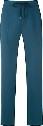 Egrey drawstring waist trousers - Blue