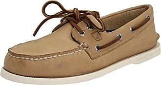 Sperry Top-Sider Sperry Top-Sider Mens A/O 2-Eye Boat Shoe, Oatmeal, 7.5 W US