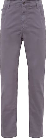 Ellus CALÇA MASCULINA LIGHT COLOR STRAIGHT - CINZA