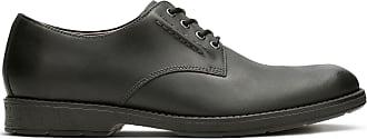 Clarks Mens Black Leather Clarks Hinman Plain Size 10.5