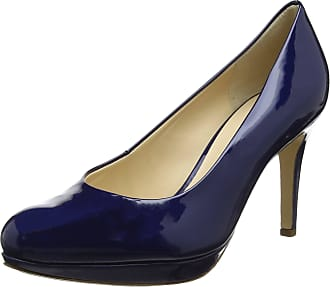 38661ca86636 Högl Womenss Samantha Closed-Toe Heels Blue (Navy) 7.5 UK 41.5 EU