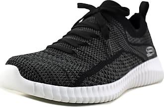 bdede1e0fd37 Skechers Skechers Elite Flex Ibache Men US 8.5 Black Sneakers