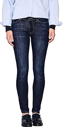 EDC by Esprit edc by ESPRIT Womens 997cc1b817 Skinny Jeans, Blue (Blue Dark Wash 901), W26/L30