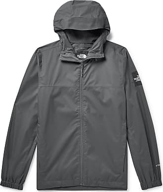 The North Face Mountain Q Dryvent Hooded Jacket - Charcoal