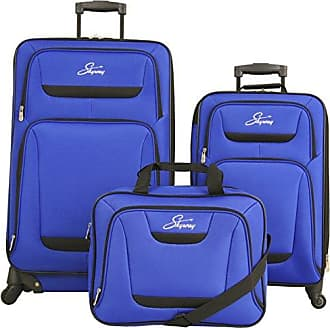 Skyway Skyway Westlake 3-Piece Luggage Set, Maritime Blue