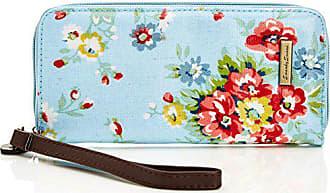 e567bd7492455 Swankyswans Damen Classic Floral Print Zip Around Wallet Geldbörsen