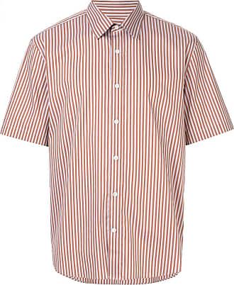 Cerruti striped shirt - Brown