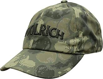 Woolrich Woolrich Hat Camou Baseball Hat Green Woacc1618 Size M