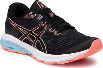 Chaussures ASICS GT 1000 8 1012A460 BlackSun Coral 003