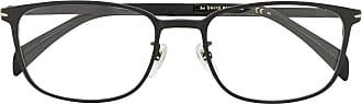 David Beckham Armação de óculos quadrada DB 7016 - Preto