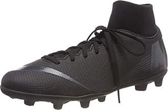 purchase cheap fe339 84c1c Nike Superfly 6 Club MG, Scarpe da Ginnastica Basse Unisex-Adulto, Nero  Black