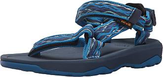 Teva Unisex Kids Hurricane XLT2 Open Toe Sandals, Blue (Delmar Blue Dlb), 10 UK Child (28 EU)