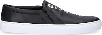 Givenchy Sneaker low URBAN Kalbsleder Logo Print schwarz