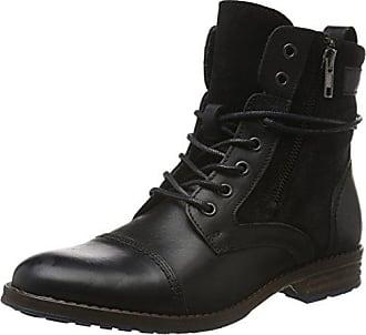 Mustang 2853,507 Bottes Femme, Noir (Schwarz) 37 EU