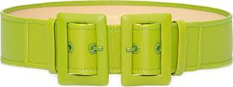 TWENTY FOUR SEVEN Cinto Fivela Double - Verde