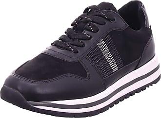 Jana Womens 8-8-23732-25 Sneaker, Black, 6.5 UK