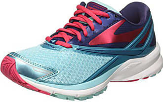 39b1933e9d Brooks Damen Launch 4 Laufschuhe, Türkis  (Blueradiance/patriotblue/virtualpink), 38