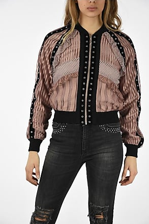 Just Cavalli Bomber Jacket in Lace size 38