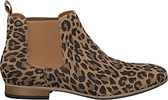 74477c8ec6a8f2 Tamaris Boots cuir Léopard - TAMARIS - Imprimé Léopard
