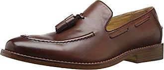 G.H. Bass & Co. Mens Cooper Slip-On Loafer, Tan, 8.5 M US